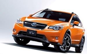買い替え候補車 スバルXV試乗。 SUV的なルックス、視界の良さが好印象