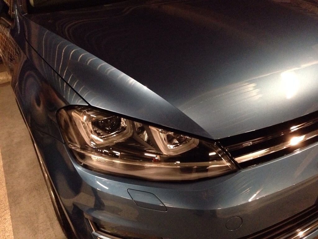 買い換え候補の本命、VW GOLF7試乗!やっぱり良い!!